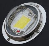 Nueva lámpara solar del diseño LED nuestra nueva tecnología que salva más energía con el circuito 12/24V