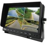 10-Inch TFT HD Auto LCD-Monitor mit Vierradantriebwagen-aufgeteiltem Bildschirm