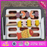 2016 In het groot BBQ van het Stuk speelgoed van de Baby Houten Grill, Nieuwe BBQ van het Stuk speelgoed van de Jonge geitjes van het Ontwerp Houten Grill, Beste BBQ van het Stuk speelgoed van Kinderen Houten Grill W10d135