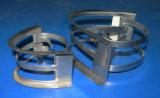 金属の企業のための極度のサドルのリングの使用
