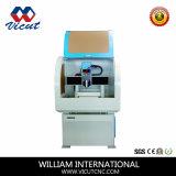 기계 (VCT-6040C)를 새기는 가장 새로운 CNC 소형 조판공 CNC 기계 CNC