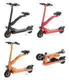 """A fábrica fornece """"trotinette"""" de dobramento elétrico da bicicleta de 8 polegadas o mini"""