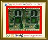 RoHSの6つの層の電子工学のプリント基板PCBの製造業者
