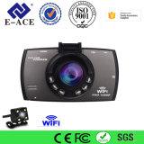 Cámara de vídeo de WiFi de la lente de la visión nocturna de la cámara dual de la rociada