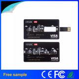 Freies buntes Geschäfts-Kreditkarte-Feder-Laufwerk des Drucken-16GB