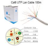 Câble LAN CAT6 Câble de communication réseau UTP / FTP / STP / SFTP