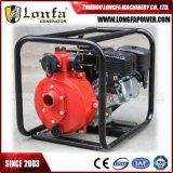 2 pulgadas de alta presión Gasolina Gasolina Bomba de agua para extinción de incendios
