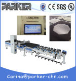 Parker CNCの自動ガラス打抜き機