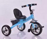 Дешевые малыши Tricycle Дети Baby Трицикл Trike с светом СИД