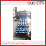 Colorir folha ondulada revestida do telhado do fabricante de China
