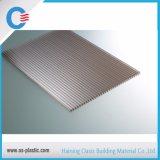 Feuille cellulaire de polycarbonate de Lexan de cavité de couverture
