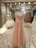 新しい到着2017の多色刷りの結婚のウェディングドレス