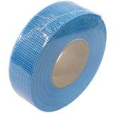 65G/M2, bande auto-adhésive de maille de la fibre de verre 75G/M2 utilisée pour l'isolation de mur, couvrant