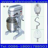 Mezclador industrial de la torta 40 litros, mezclador de alimentos