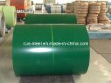 Segundos materiales/bobina de acero secundaria/PPGI secundario