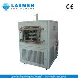 El asiduo/Tapa-Presiona el secador de helada/el liofilizador verticales