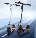 合金の前部中断が付いている電気蹴りのスクーター