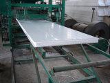 PU incombustible del aislante de calor, el panel de emparedado del EPS