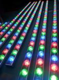 RGB LED 벽 세탁기 빛