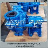 Einzelnes Stadiums-horizontale zentrifugale Hochdruckschlamm-Pumpe