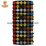 Écharpe magique tricotée universelle sans joint de polyester de Microfiber
