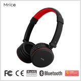 Auriculares Bluetooth estéreo inalámbrico cómodo en micrófono