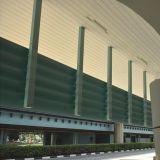 機密保護の工場価格の防風Gによって形づけられるストリップの天井