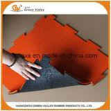 EPDM ad alta densità Stars le mattonelle di pavimentazione di gomma delle stuoie per Crossfit