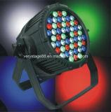 Indicatore luminoso esterno di PARITÀ della fase 54*3W RGBW LED di DMX