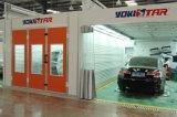 Double ligne automobile cabine de jet de station de préparation de tôle de station