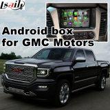 Interfaz video de la navegación androide del GPS para la sierra terreno etc de Gmc Yukon de la barranca
