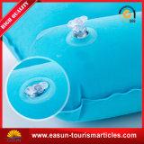 Almohadilla inflable con la insignia del color del cliente azul de $