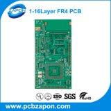緑のSoldermask多層プロトタイププリント基板