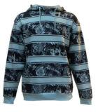 Mens strickte Umhüllungen, Sweatershirt, Form Hoody, das gewaschene Kleid