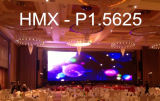 Governo di alluminio locativo dell'interno della visualizzazione di LED dell'affitto P1.5625