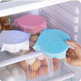 Охрана окружающей среды пластичного обруча медвежонка ранга силикона 100%Food нового продукта невредная/льнет пленка/пластичный обруч