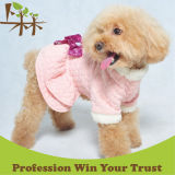 Warm Dog Winter Clothes Pet Dress