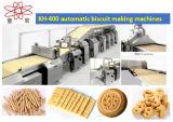 フルオートマチックチョコレートサンドイッチビスケット機械を完了しなさい