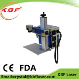 Kleiner industrieller Faser-Laser-Markierungs-Maschinen-Handpreis für Verkauf