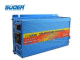 Inverseur modifié de pouvoir d'onde sinusoïdale de prix usine de Suoer (FAA-800A)