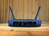 Sistema sin hilos del micrófono del Karaoke del clip de la frecuencia ultraelevada del artista vocal de Gymsense