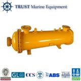 Refroidisseur d'eau tubulaire marin de qualité