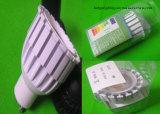 セリウムのRoHSリストされたLED GU10 E27 MR16 6W LEDの点ライト極度の明るいLED点は屋内でつく