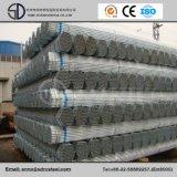 Por inmersión en caliente de tuberías de acero galvanizado para la construcción