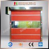 Belüftung-Gewebe-industrielle Hochgeschwindigkeitshochgeschwindigkeitstüren (Hz-FC05620)