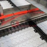 Completare la caramella automatica della caramella che fa la riga