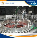 Linha de enchimento da produção automática da bebida do CO2