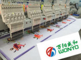 Gute Leistungs-sind multi Hauptstickerei-Maschine wie 2/4/6/8/10 Hauptstickerei-Maschine erhältlich