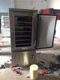 Congelador de ráfaga del acero inoxidable del restaurante para el congelador del soplo de la venta/de aire