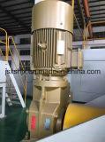 Máquina refrigerando do misturador do aquecimento vertical de alta velocidade do Ce